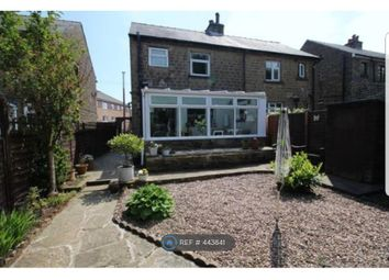 Thumbnail 2 bed semi-detached house to rent in Moor Hill Road, Huddersfield