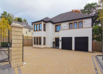 Thumbnail 6 bedroom detached house for sale in Earls Gate, Bothwell, Glasgow