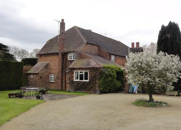 Thumbnail 3 bed semi-detached house to rent in Rye Court Lodge, Gloucester Road, Malvern, Worcestershire
