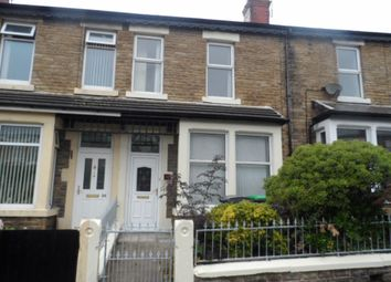 Thumbnail 4 bed terraced house to rent in Levens Grove, Blackpool