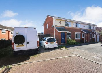 Thumbnail 2 bed terraced house for sale in Trentham Close, Paignton
