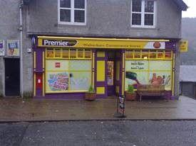 Thumbnail Retail premises for sale in Walkerburn, Scottish Borders