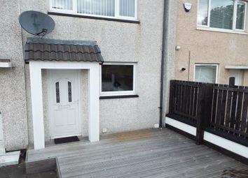 Thumbnail 2 bed terraced house to rent in Collessie Drive, Glasgow