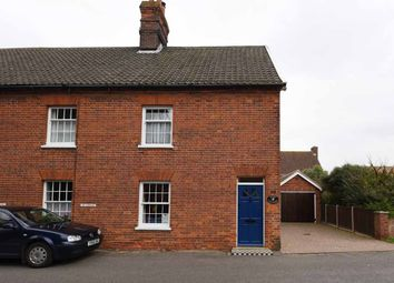 Thumbnail 2 bed end terrace house for sale in Front Street, Orford, Woodbridge