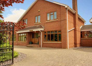 Thumbnail 5 bed detached house for sale in Main Street, Brandesburton, Driffield