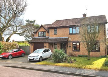 Thumbnail 6 bed detached house for sale in Lavender Close, Thornbury, Bristol