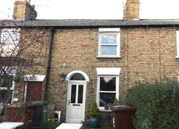 Thumbnail 2 bed terraced house to rent in Church Lane, Lincoln