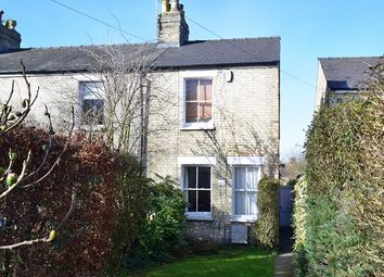 Thumbnail 2 bed end terrace house to rent in Burnside, Cambridge