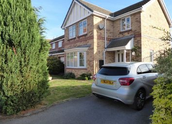 Thumbnail 3 bed detached house to rent in 20 Shuttle Close, Rossington, Doncaster
