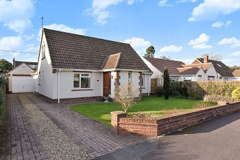 Thumbnail 3 bed detached bungalow for sale in Beckford Close, Warminster, Wiltshire