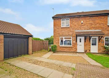 Thumbnail 3 bedroom semi-detached house for sale in Yeoman Meadow, East Hunsbury, Northampton