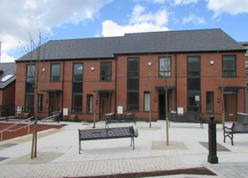 Thumbnail 3 bed town house to rent in Churchgate, Stockport