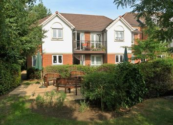 Thumbnail 1 bed flat for sale in Mead Court, Station Road, Addlestone