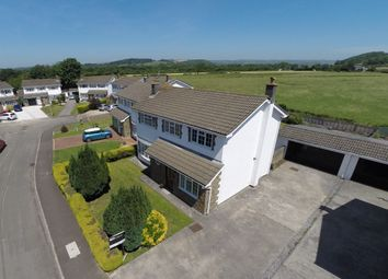 Thumbnail 4 bed detached house for sale in Yr Efail, Treoes, Bridgend