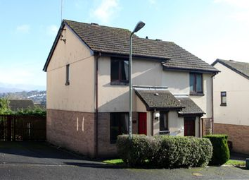 Thumbnail 2 bed semi-detached house to rent in Deacons Green, Tavistock