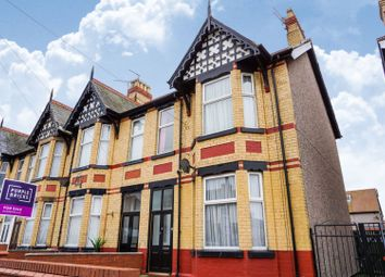 Thumbnail 4 bed end terrace house for sale in Lake Avenue, Rhyl