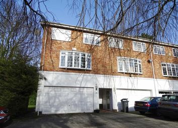 Thumbnail 4 bedroom town house for sale in Kersal Crag, Salford, Salford