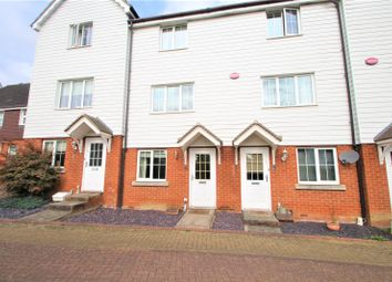 Thumbnail 3 bed terraced house for sale in The Farriers, Edenbridge