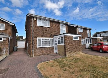 Thumbnail 3 bed detached house to rent in Green Lane, Kensworth, Dunstable