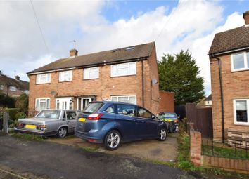 Thumbnail 4 bed semi-detached house for sale in Brook Road, Swanley, Kent