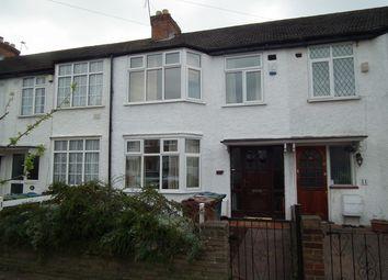 Thumbnail 3 bed terraced house for sale in Wickham Road, Harrow Weald