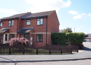 Thumbnail 3 bed semi-detached house for sale in Amber Mead, Taunton