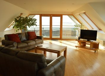 Thumbnail 1 bed flat to rent in Marsh Road, Gurnard, Cowes