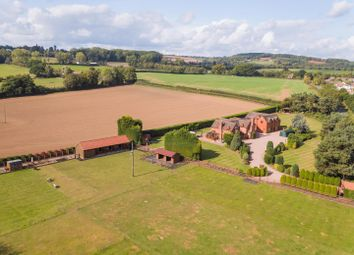 Astley Cross, Stourport-On-Severn, Worcestershire DY13. 5 bed detached house for sale