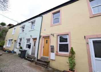 Thumbnail 1 bed terraced house for sale in St Helens Street, Cockermouth