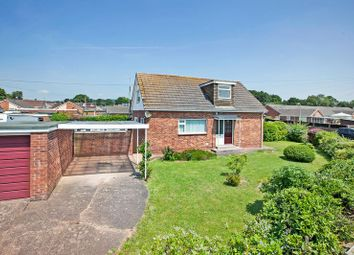 Thumbnail 4 bed detached bungalow for sale in Long Meadow, Tiverton