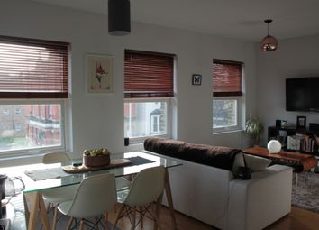 Thumbnail 2 bed flat to rent in Lower Addiscombe Road, East Croydon, Croydon, Surrey