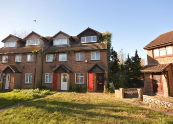 Thumbnail 2 bedroom flat for sale in Bernal Close, North Thamesmead, London
