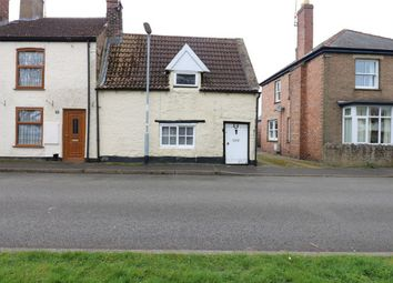 Thumbnail 1 bed cottage for sale in South Street, Crowland, Peterborough, Lincolnshire