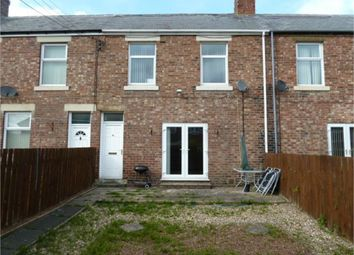 Thumbnail 2 bed terraced house for sale in Pine Street, Throckley, Newcastle Upon Tyne, Tyne And Wear