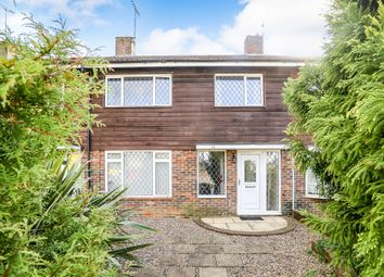 Thumbnail 3 Bedroom Terraced House For Sale In Cuckmere Crescent Gossops Green Crawley