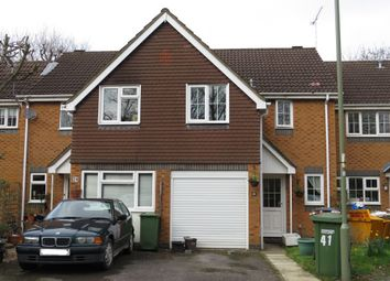 Thumbnail 3 bed terraced house for sale in Tamarisk Road, Hedge End, Southampton