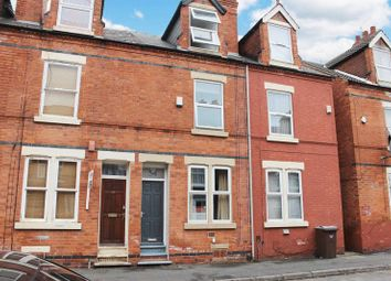 Thumbnail 3 bed terraced house to rent in Exeter Road, Forest Fields, Nottingham