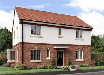 "Thumbnail 4 bed detached house for sale in ""The Stevenson"" at Netherton Colliery, Bedlington"