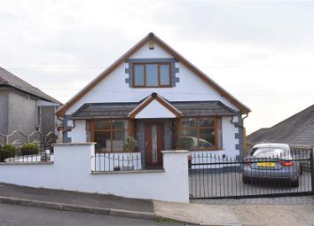 Thumbnail 4 bed detached house for sale in Lon Draenen, Sketty, Swansea