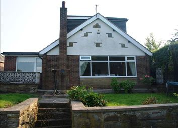 Thumbnail 4 bed detached bungalow for sale in Thornhill Road, Middlestown, Wakefield
