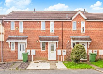 Thumbnail 1 bedroom terraced house to rent in Marston Close, Belper