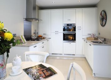 Thumbnail 3 bed town house for sale in London Road, Waterlooville, Hampshire