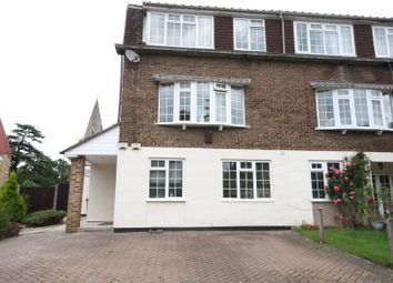 Thumbnail 2 bed flat to rent in Calshot Way, Enfield, Middlesex