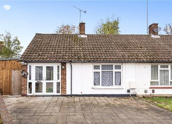 Thumbnail 1 bed bungalow for sale in Ellement Close, Pinner