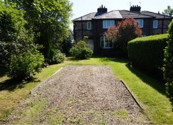 Thumbnail 3 bed semi-detached house for sale in Pytha Fold Road, Manchester