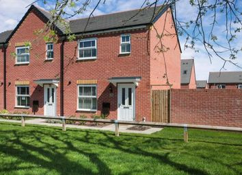 Thumbnail 3 bedroom end terrace house for sale in Beake Avenue, Coventry, West Midlands, England