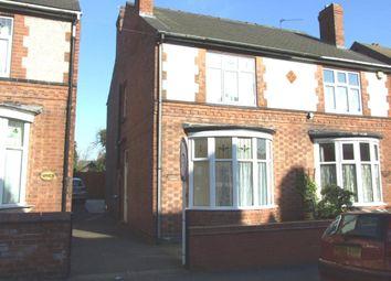 Thumbnail 3 bedroom semi-detached house to rent in Glendair, Cressy Road, Alfreton