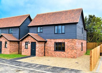 Thumbnail 3 bed detached house for sale in Bury Road, Stanton, Bury St. Edmunds