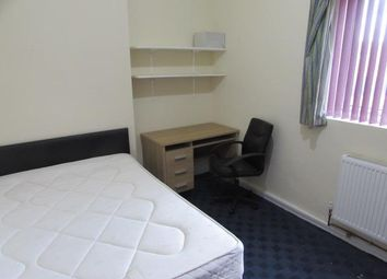 Thumbnail 14 bed shared accommodation to rent in Vauxhall Street, Coventry