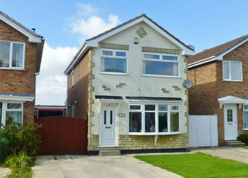 Thumbnail 3 bedroom detached house for sale in Stirrup Close, Foxwood Lane, York